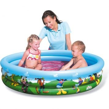 Piscina Mickey Mouse 167L Bestway