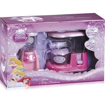 Kit Mini Utilidades Bebedouro e Cafeteira Cim Toys