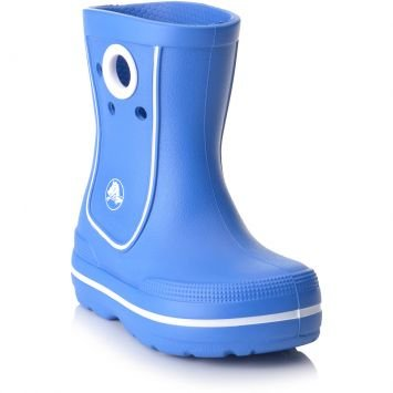 Bota Crocband Jaunt Kids Azul Crocs