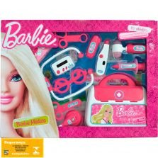 Kit Médica Barbie Grande Fun Divirta-Se