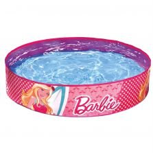 Piscina Barbie 224 Litros Fun Divirta-Se