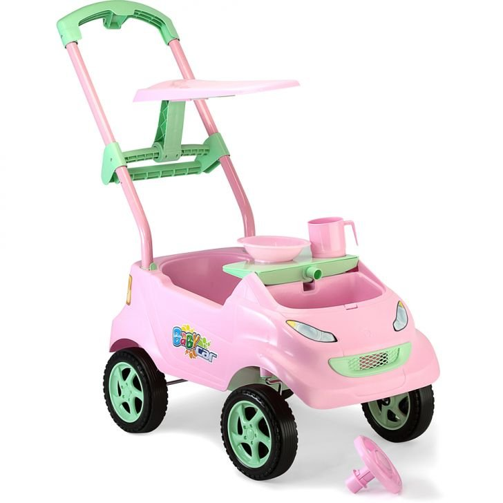 Baby Car Rosa Home Play