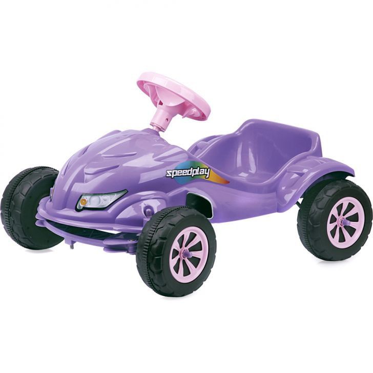 Carro a Pedal Speedplay Lilás Home Play