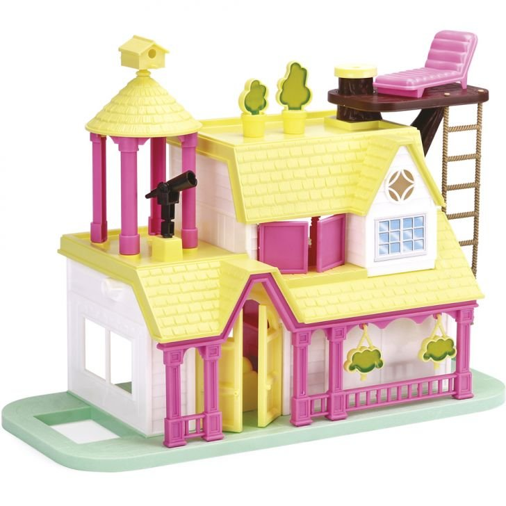 Mansão Beauty Girls Home Play