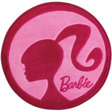 Tapete Stilo Head Barbie Jolitex