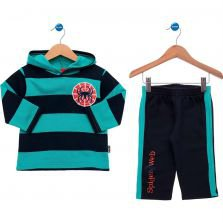 Conjunto Longo Infantil Kyly New Casual Golf Estampado