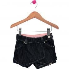 Short-Saia Mania Kids Casual Jeans