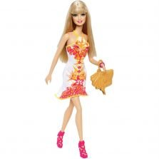 Barbie Fashionistas Verão Barbie Mattel