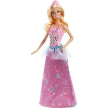 Boneca Fashion  Barbie Mix Match Princesa Barbie L