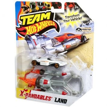 Team Hot Wheels Deluxe Terra Mattel