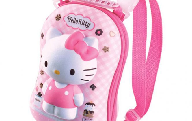 Lancheira Hello Kitty Rosa Max Toy