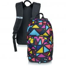 Mochila de Costas Infantil Nice Puma Academy Backpack Colorida