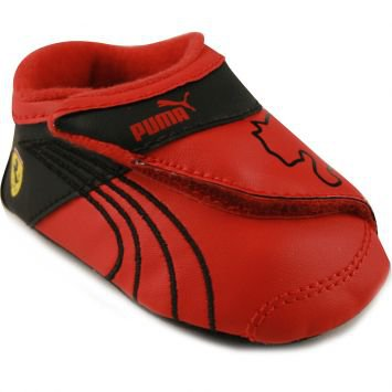 Tnis  Future Cat M1 Big SF LW Crib Vermelho e Preto Puma