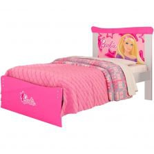 Cama Barbie Happy Pura Magia