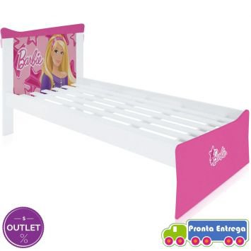 Cama Infantil Barbie Happy Pura Magia