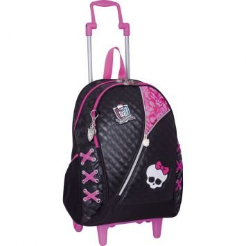 Mochilete G Monster High 12Y Sestini - Escolar Infantil
