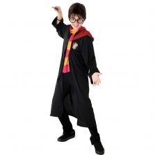 Fantasia Harry Potter Preto Sulamericana