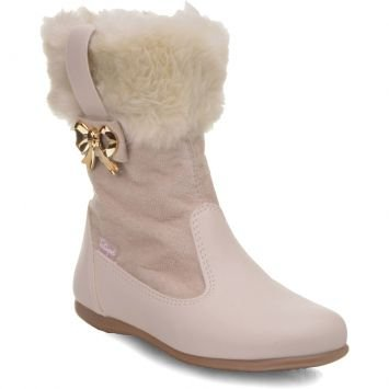 Bota  Kiss Creme Tatip