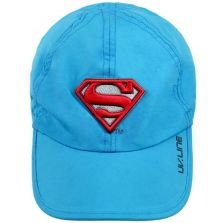 Boné UVLINE Teens Superman Azul