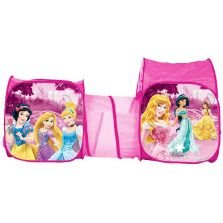Barraca Túnel Portátil Princesas Zippy Toys